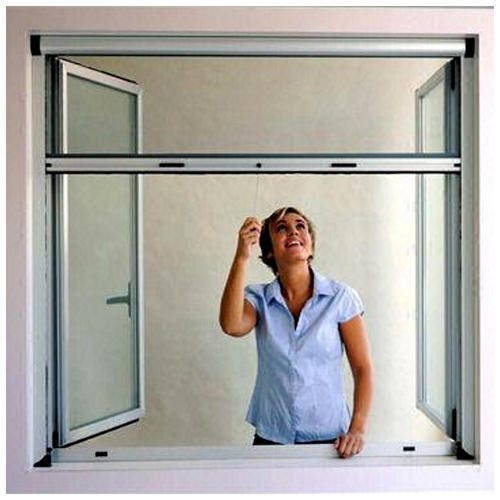 roller mosquito net for window national safety net